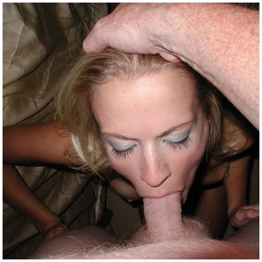Cougar blonde suceuse cherche grosse bite à sucer